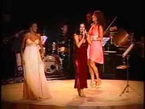 Divas da Bahia - Daniela Mercury, Ivete Sangalo e Margareth Menezes