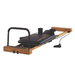 The reformer gives nicely tuned workout resistance that allows anyone to train incredibly accurately, and help him in developing excellent alignment, loosing stiffness and making his core more powerful.