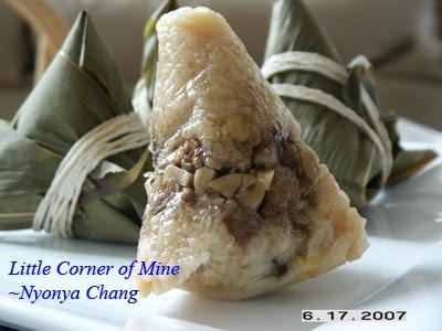 Little Corner of Mine: Nyonya Changs for Dumpling Festival