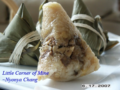 Little Corner of Mine: Nyonya Changs for Dumpling Festival