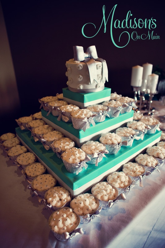 Great idea as alternative to a cake for a Quince or any coming of age event.