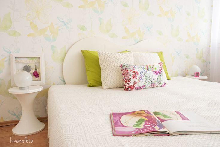 hálószoba, bedroom, home staging