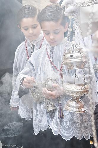 Enfants de Choeur - encens-