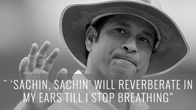 Sachin Forever!