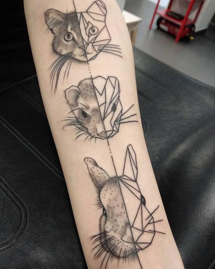 Geometric Tattoo Ink Tattoo Bestportugaltattoos Inkportugal