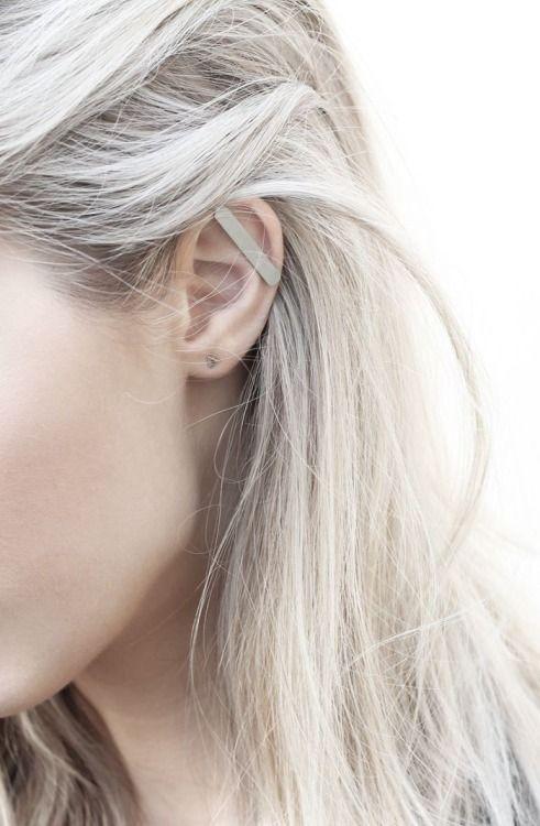 Love the earring / piercing!