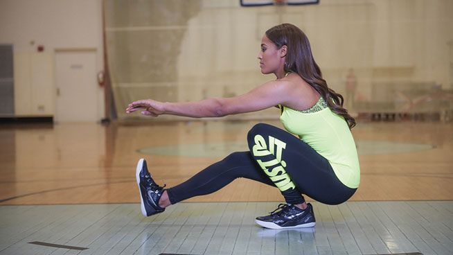WNBA All-Star Skylar Diggins shares the workout she used to get more physical on the court.