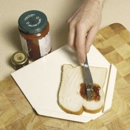 Tabla de untar #ortopediaplus #ortopedia #terceraedad #cocina #kitchen #cooking #eating #comer #fork #tenedor #cuchara #cuchillo #knife #spoon #plato #dish