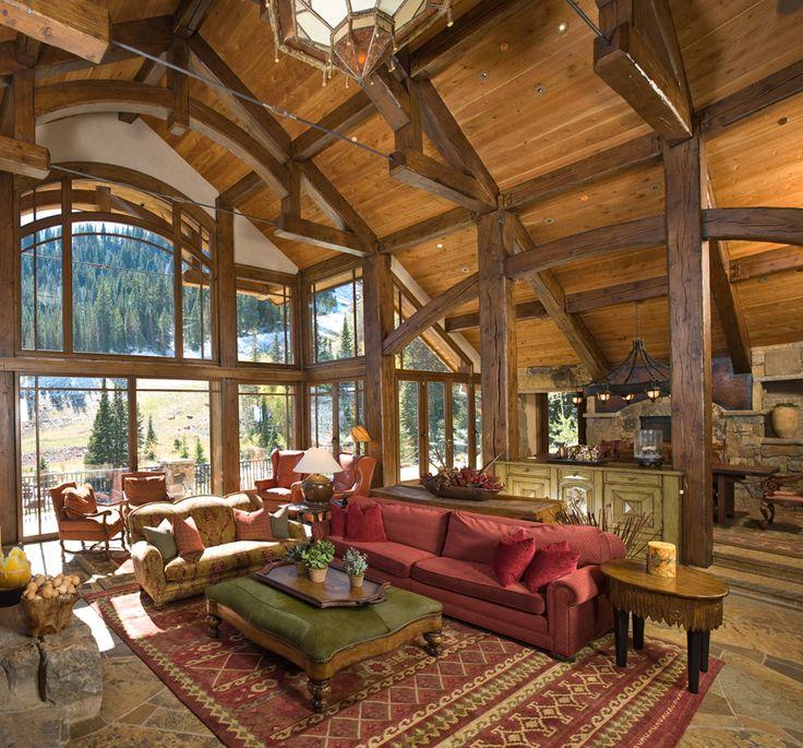 Best 25 Colorado Mountain Homes Ideas On Pinterest