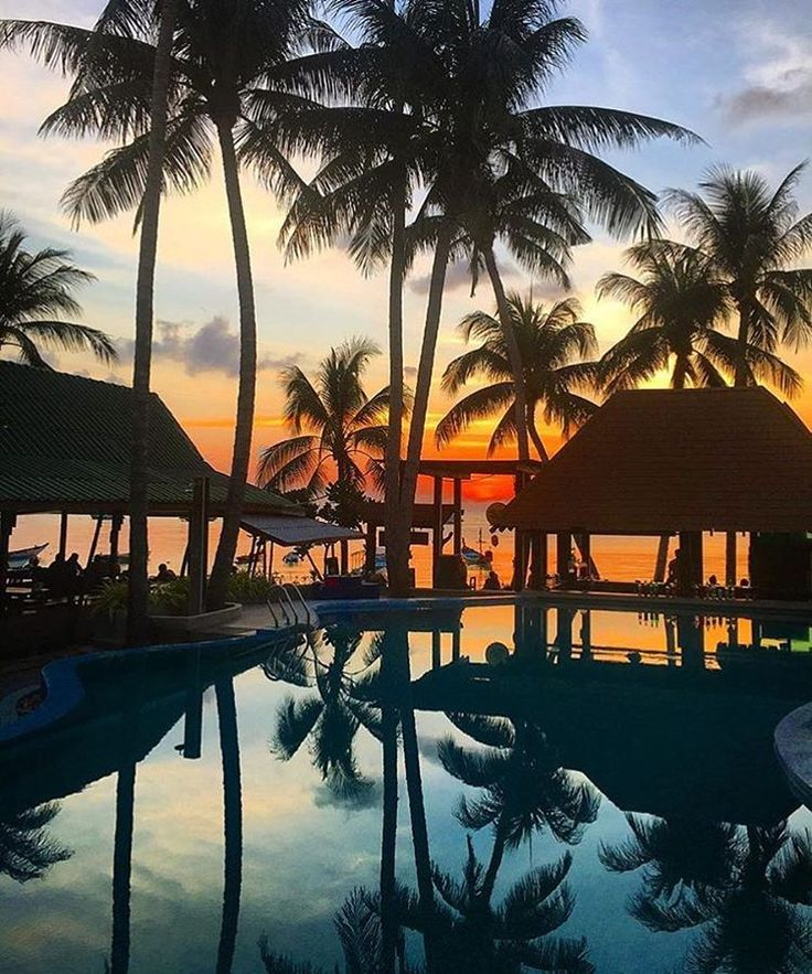 wonderfulplaces Sairee Beach Koh Tao Thailand
