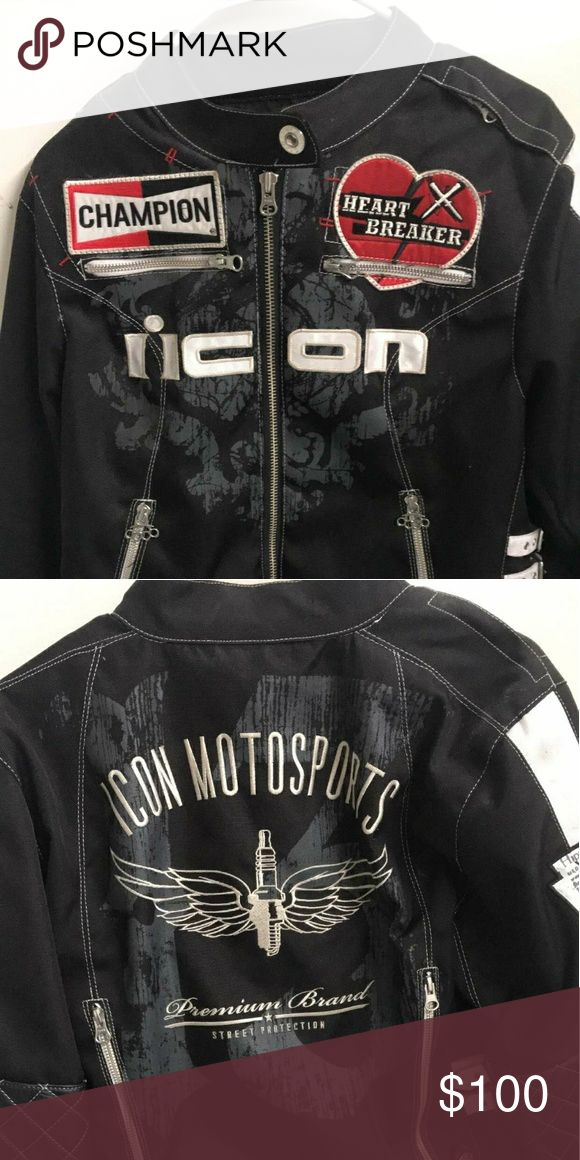 Icon motorcycle jacket Womens icon motorcycle jacket. ICON Other