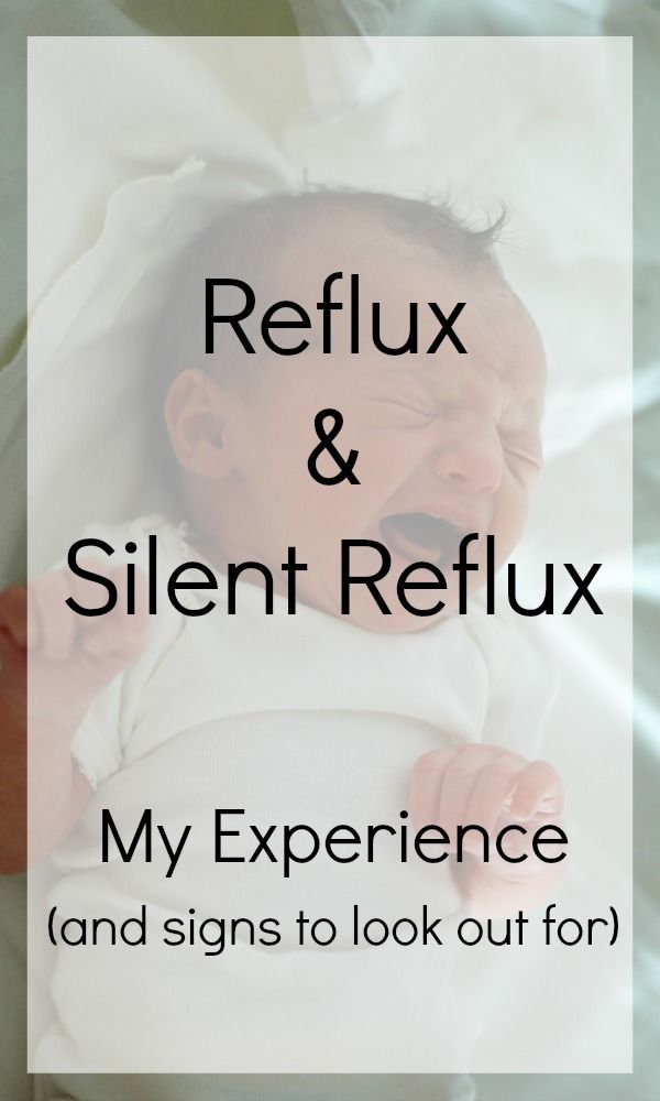 Does your child seem unsettled after feeds? Do they have trouble sleeping at night? Your newborn could be suffering from reflux or the lesser known silent reflux.