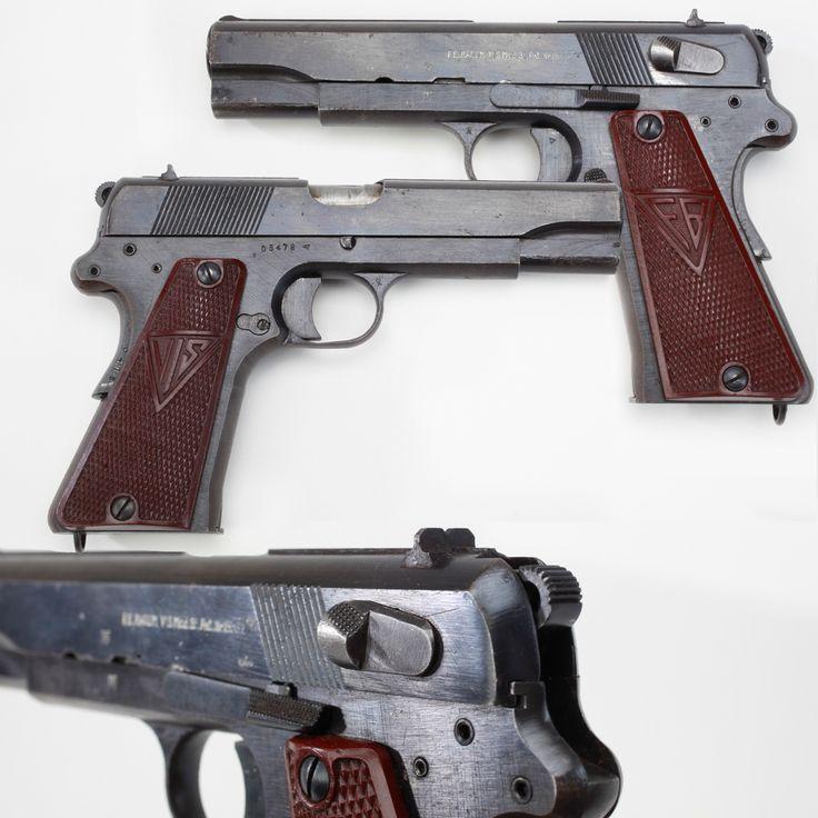 Pistol Vis.
