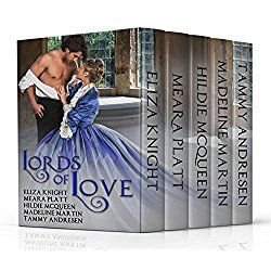 USA Today, Amazon Bestselling and Award-Winning Authors  Every lady desires a lord to love.  Join five USA Today Bestselling authors as dukes, highland lairds, and Regency earls find love in the most unexpected places.  Her Desperate Gamble by Eliza Knight  Revenge is best served with a sweet, hot kiss….