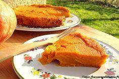 Mesturet (gâteau de courge; recette végane et sans gluten)