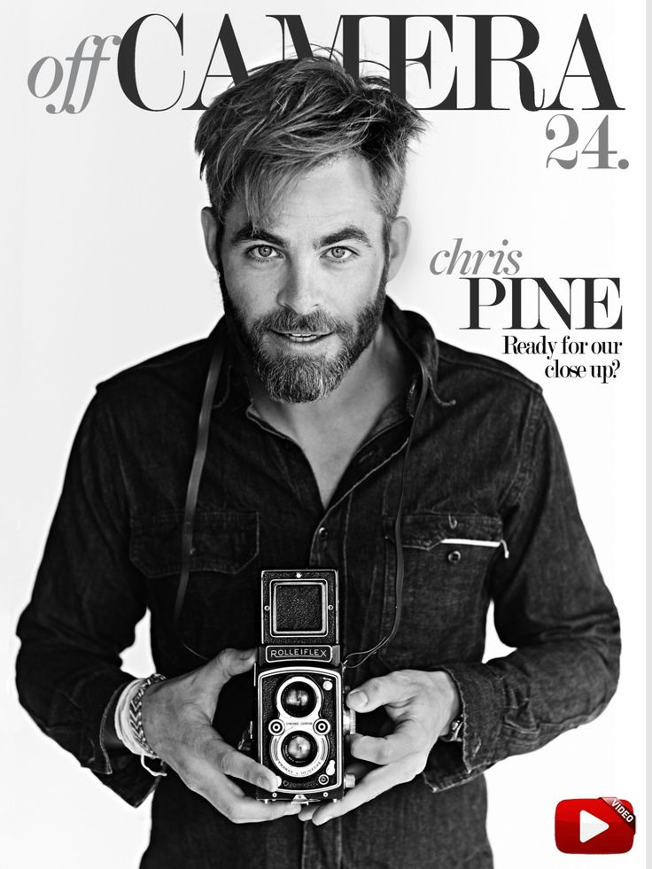 Off Camera Magazine #24 (March 2015) - 001 - IMG Archive » chris-pine.org | chris-pine.net | Hosting over 43,000 images Chris-Pine.org is your #1 stop for Chris Pine images.