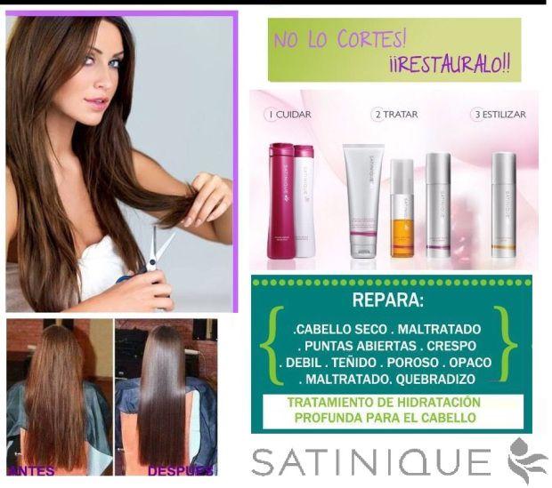Repolarización Satinique