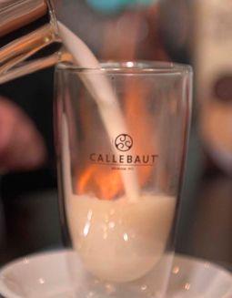 Callebaut - Hot & Spicy Chocolate Macchiato