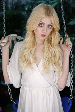 Alison Harvard, she should've won ANTM. She was the best contestant of all of the seasons.