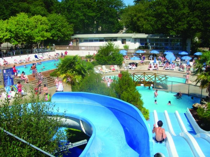 Castel Camping Le Ty-Nadan in Brittany - a great campsite for all the family