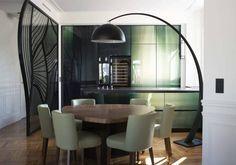 eclectische Keuken door Philippe Conzade