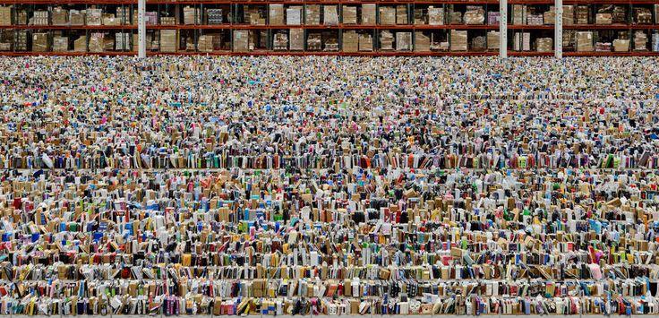 Andreas Gursky - Amazon