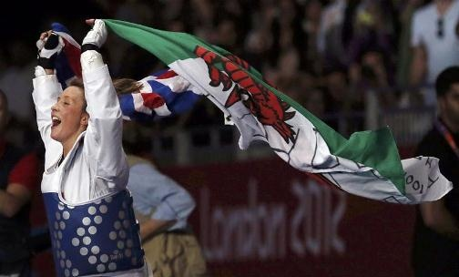 Jade Jones - Great Britain's first ever taekwondo Olympic champion