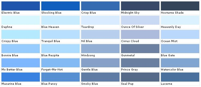 Lowes Paint Color Swatches