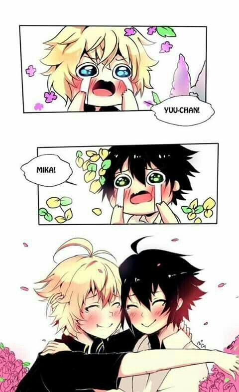 mika and yuu relationship tips