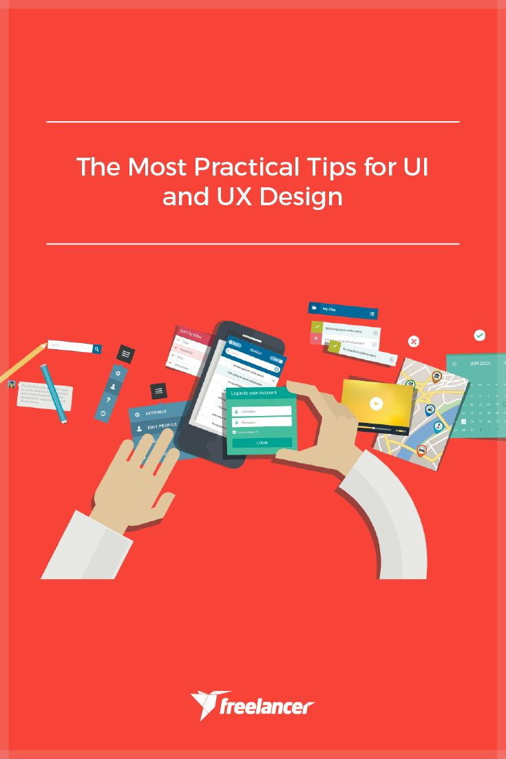 The Most Practical Tips for UI and UX Design  #webdesign #webdevelopment #websitedesign #websitedevelopment #webdesigntips #webdevelopmenttips #freelancer #freelancing