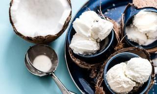 Rico y cremoso con la cantidad perfecta de chocolate en cada bocado.   – Ice cream
