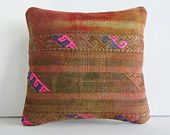 outdoor cushion cover tribal turkish cushion southwestern kilim cushion southwestern kilim rug ethnic pillow cover sofa home decor pastel