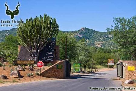 Berg en Dal Entrance Gate