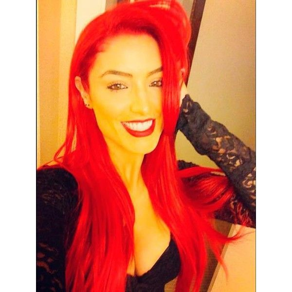 Eva Marie - Current + Pre-WWE pictures - Wrestling Forum : WWE, TNA,... ❤ liked on Polyvore featuring wwe, eva marie and pictures