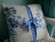 A cute idea | Ideas for cushions and pillows