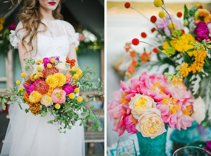 Wedding style Boho chic. Design studio - NNdecor, Photo - Yana Yartseva, Muah - Sveta Mart
