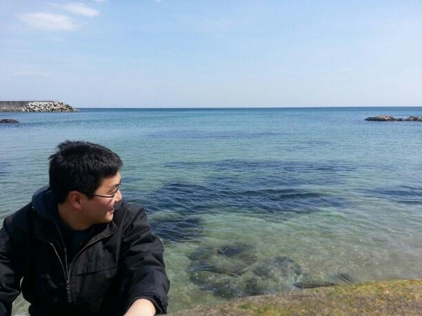 쏠비치앞 동해바다2