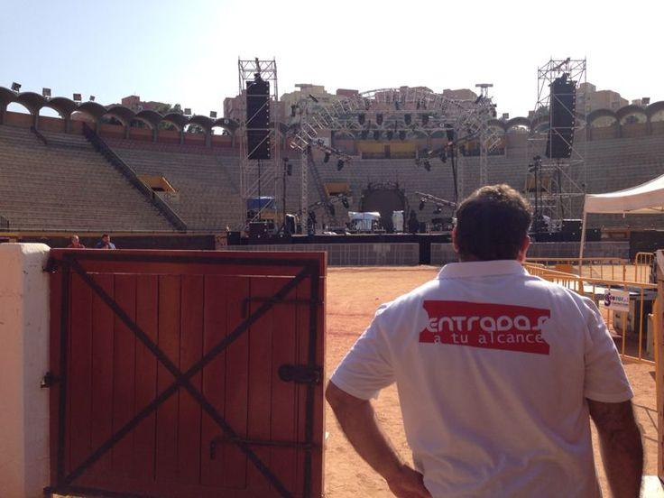 Concierto de Melendi en Algeciras