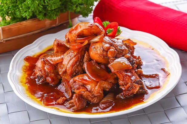 Resep Ayam Saus Mentega Resep Awchid Ayam Saus Mentega Resep Ayam Saus Mentega Yang Enak Dan Mudah Untuk Dibuat Ayam Resep Ayam Ayam Goreng Resep Masakan