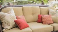 How to Clean Mildew Off of Outdoor Cushions | eHow