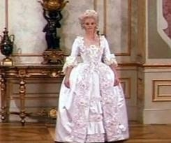 This is what I wanted my wedding dress to look like when I was a child. Seeing it now brings back so many fond memories of watching this musical with my Grandma.