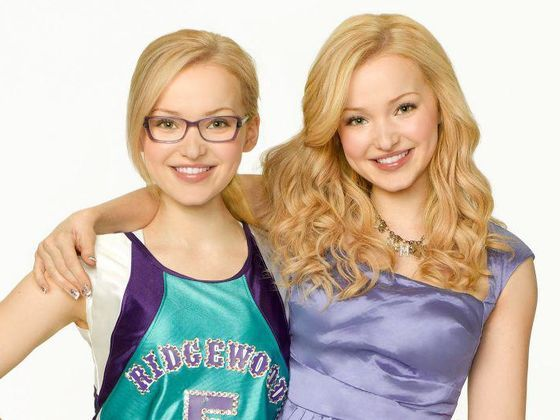 I got Liv! Which Liv and Maddie character are you?