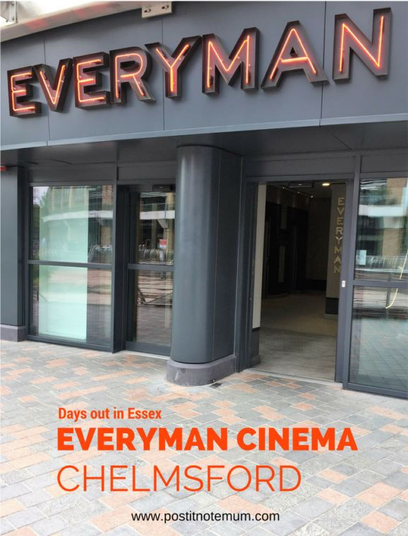 Everyman Cinema Chelmsford Days out in Essex, ideas for days out with kids