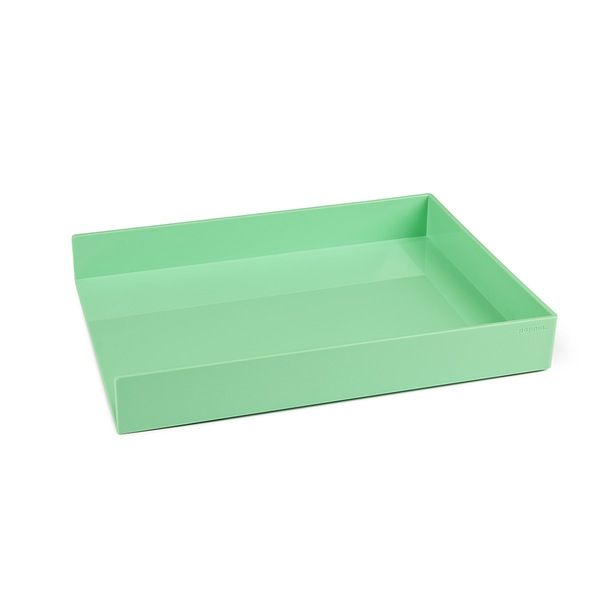 Mint Single Letter Tray,Mint,hi-res