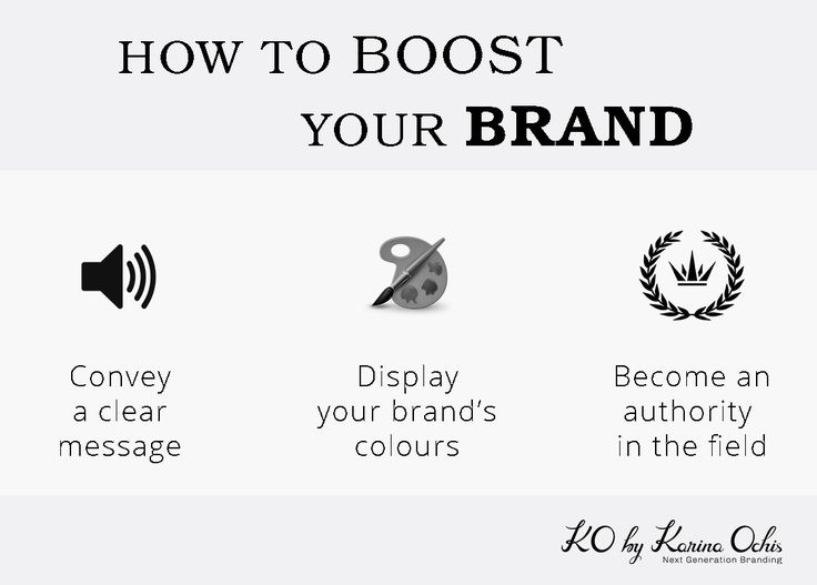 How to BOOST your Brand EP.3