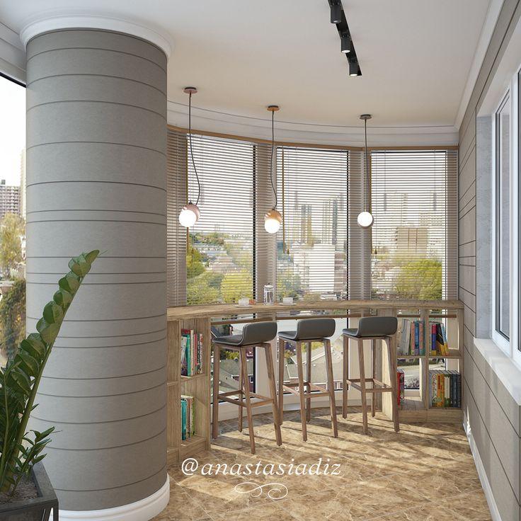 Зона отдыха на балконе всегда переполнена романтикой. Мы наполняем ее светом, легкостью, комфортом в каждой детали, вплоть до отделки. Пускай Вам всегда будет легко и приятно ощущать комфорт, как в данном проекте, который выполнен с любовью для Вас!#балкон #русскиедизайнеры #инстаграм #стиль #красота #дизайнстудия #дизайнпроект #дизайнквартиры #дизайндома #дизайнер #дизайн #студия #интерер #проект #bestinterior #interiorlover #interiordesign #luxuryinterior #amazinginterior…