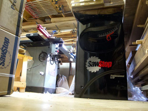 Why I Bought a SawStop Table Saw. By Lost Art Press.