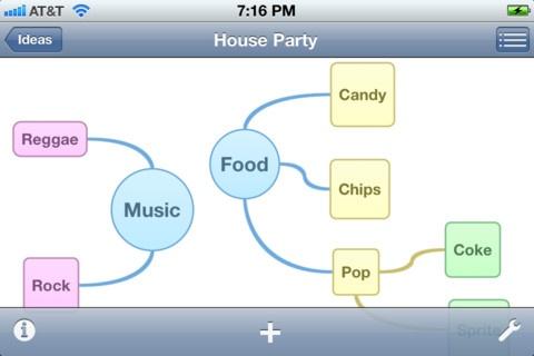 Graphic Organizers app