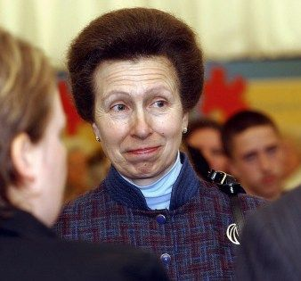 The Royal Association: Princess Anne – Scottish Rugby Union