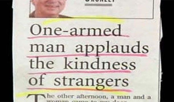 25 Hilarious News Headlines That Weren't Meant To Be Funny